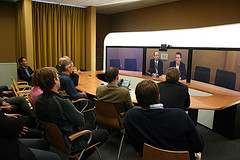 What is Telepresence and what are its components?